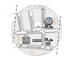 Apartament 2 camere, 48mp, decomandat, Militari Metro
