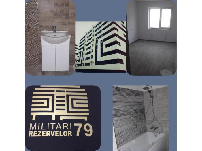 Garsoniera, decomandata, 29 mp, Militari Mc Donalds - 2/4