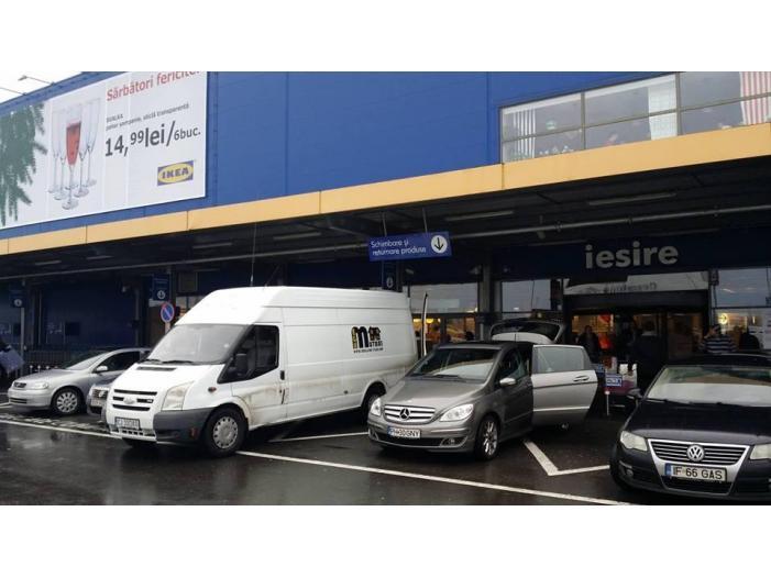 Transport Marfa Ikea Bucuresti Cluj - 1/1