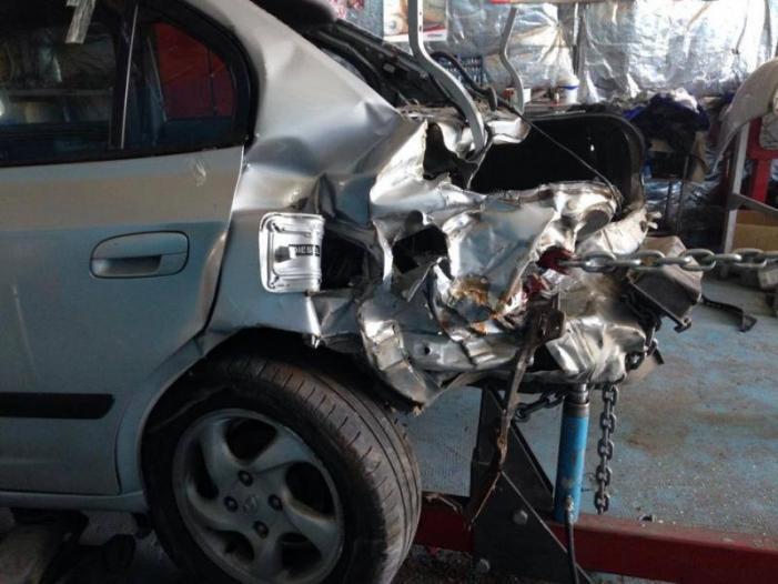Tinichigerie auto in Constanta (Iulius Service) - 1/3