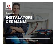Zugravi Instalatori Germania - fara taxe