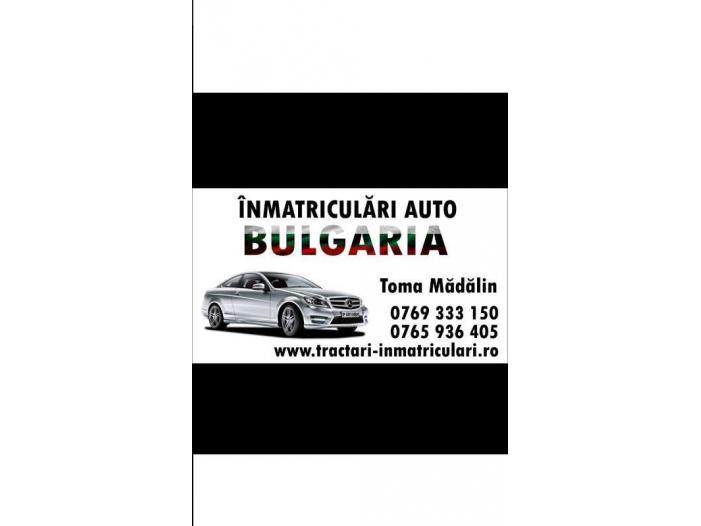 Inmatriculari Auto in Bulgaria, rapid si ieftin! - 1/2