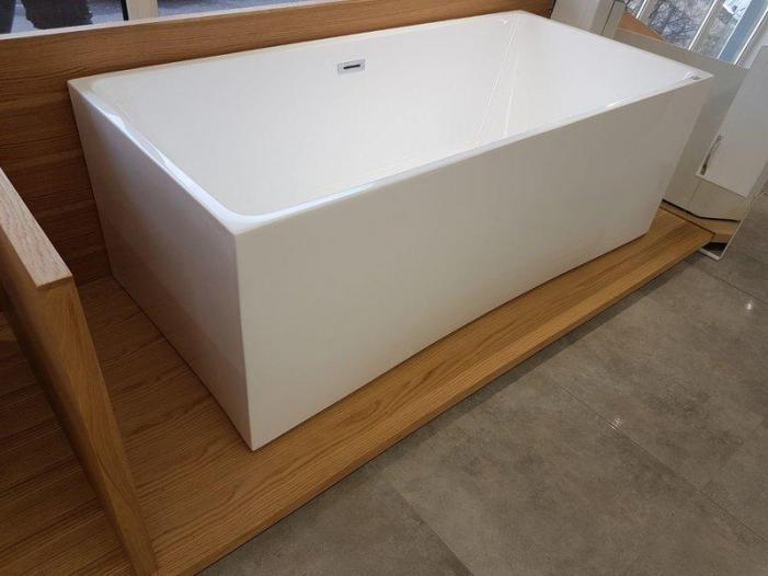 Cada baie compozit freestanding - 1/4
