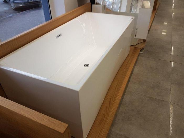 Cada baie compozit freestanding - 3/4
