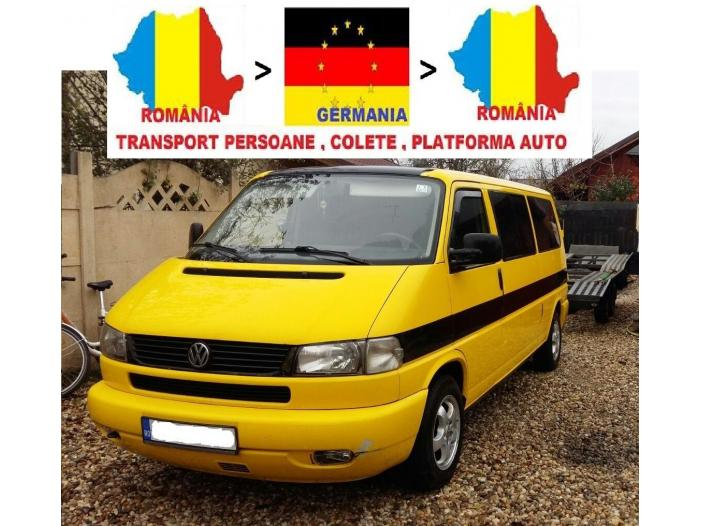 Transport [ Romania - Germania - Romania ] - 1/3