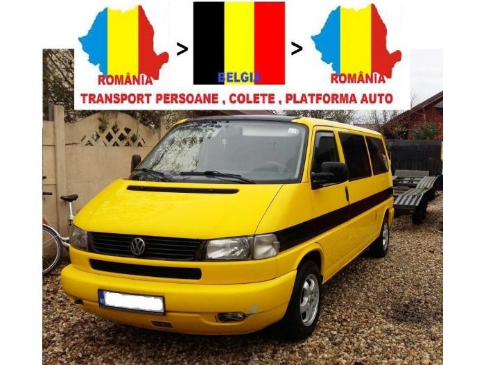 Transport [ Romania - Belgia - Romania ] - 1/3
