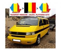 Transport [ Romania - Belgia - Romania ]