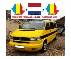 Transport [ Romania - Olanda - Romania ]
