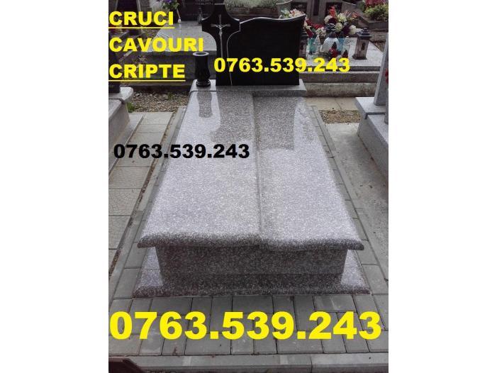 Cavouri Monumente Funerare Cruci Ploiesti Prahova - 3/5