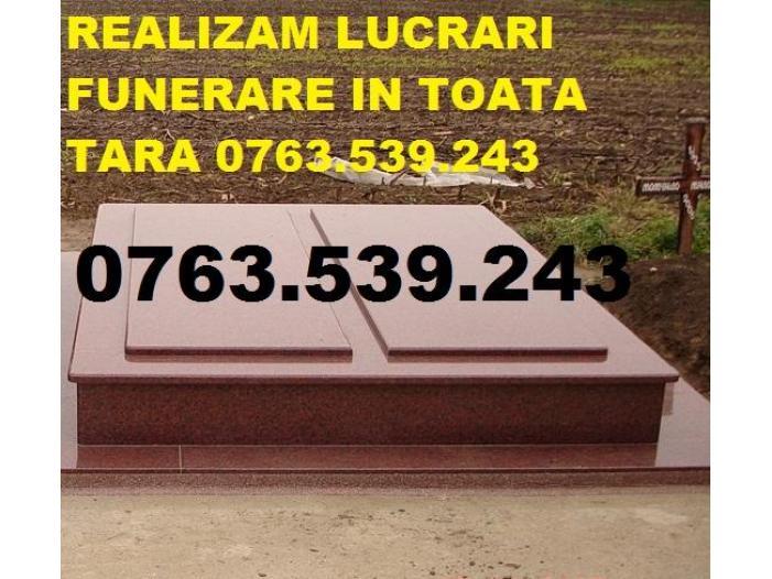 Cavouri Monumente Funerare Cruci Ploiesti Prahova - 4/5