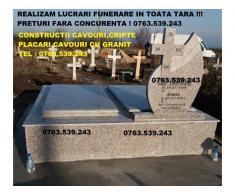 Cavouri Monumente Funerare Cruci Ploiesti Prahova - Poza 5/5