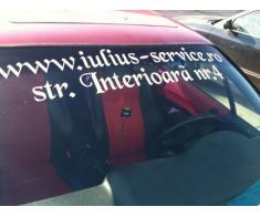 Tractare auto Constanta, Iulius Service