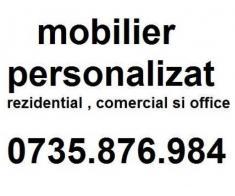 mobilier personalizat rezidential