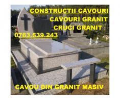 Cavouri Monumente Funerare Marmura Granit Brasov