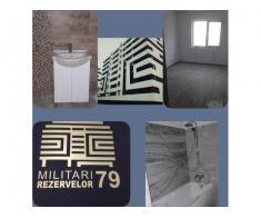 Apartament 2 camere, 48mp, parter, Militari Auchan, Rosu