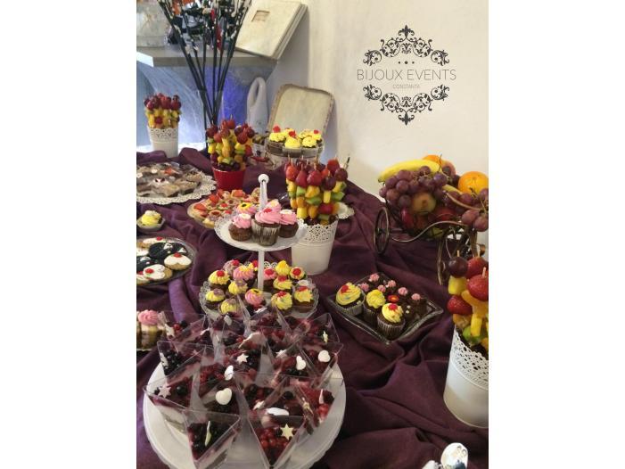 Candy bar, fruit bar, bufet dulciuri, bar tematic dulciuri Constanta - 0762838354 - 1/2