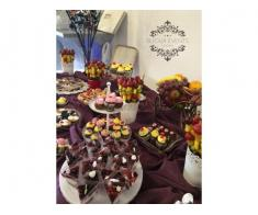 Candy bar, fruit bar, bufet dulciuri, bar tematic dulciuri Constanta - 0762838354 - Poza 1/2