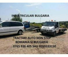 Inmatriculari Auto in Bulgaria, rapid si ieftin!