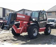 Incarcator telescopic frontal manitou mt 1335 sl impecabil