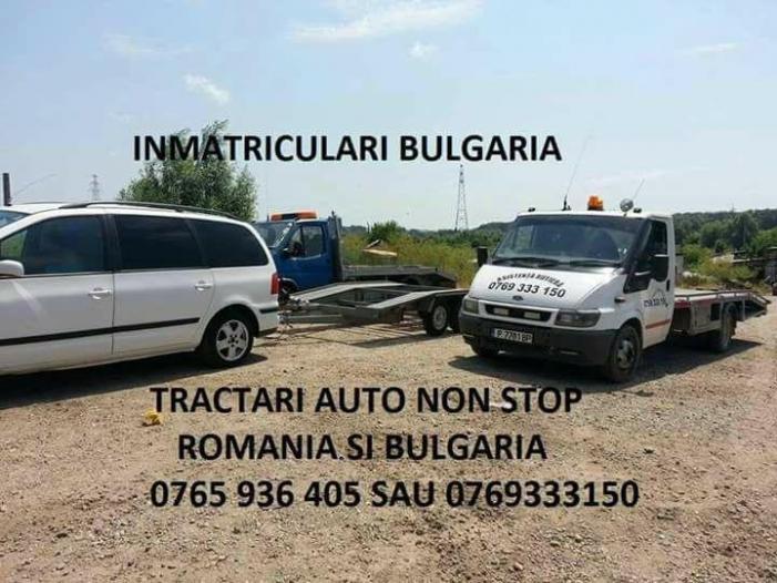 Inmatriculari Auto in Bulgaria, rapid si ieftin! - 1/1