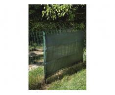 Plasa protectie - umbrire 2x10 metri, opacitate 90%, verde