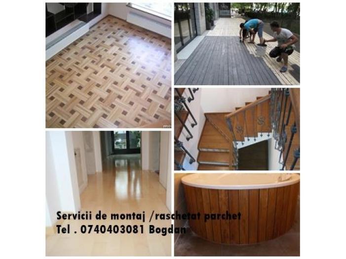 Montatori parchet,raschetari  Bucuresti ,tel 0765459928 - 2/5
