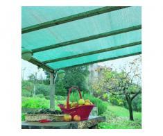 Plasa protectie - umbrire 2x100 metri, opacitate 90%, verde
