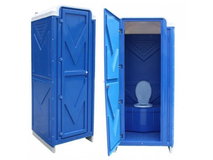 Toalete ecologice mobile din pvc - 1/1