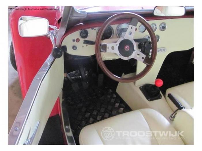Vand Spartan Convertible 1971 (vehicul de epoca) - 3/3