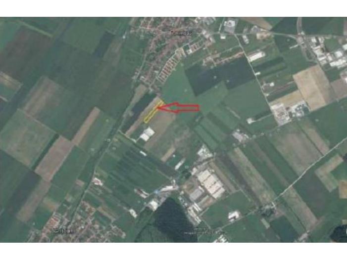 Teren extravilan 9250 mp, Ghimbav, Brasov - 1/1
