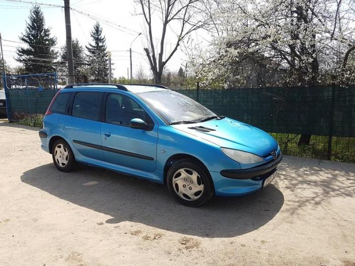 Vand Peugeot 206 - 1/3