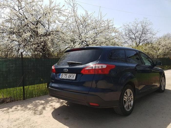 Vand Ford Focus - 2/3