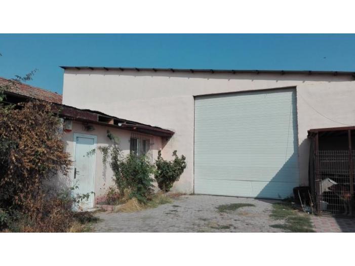 Teren intravilan 880 mp si hala depozitare, Ovidiu, Constanta - 1/1