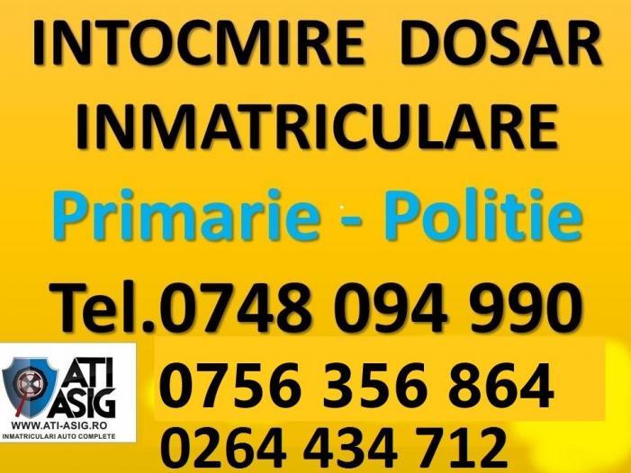 CONTRACTE AUTO CLUJ -INMATRICULARI - 2/5