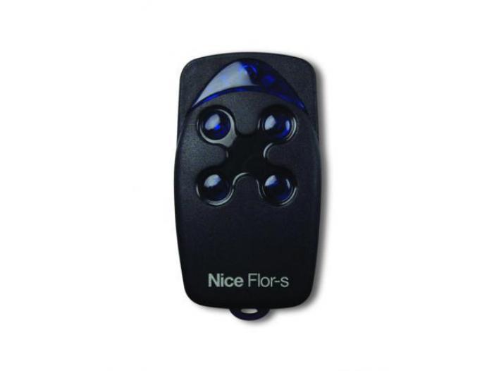 Telecomanda Nice Flor-s  cu 4 canale S.H - 1/1