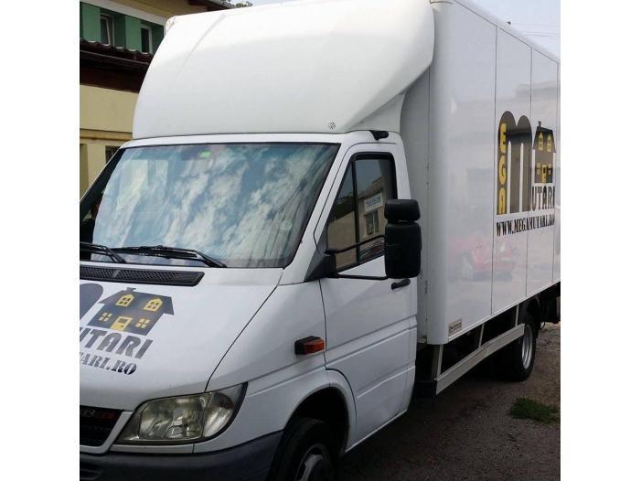 Transport Mobila si Servicii de Mutari Cluj - 1/5