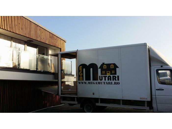Transport Mobila si Servicii de Mutari Cluj - 2/5
