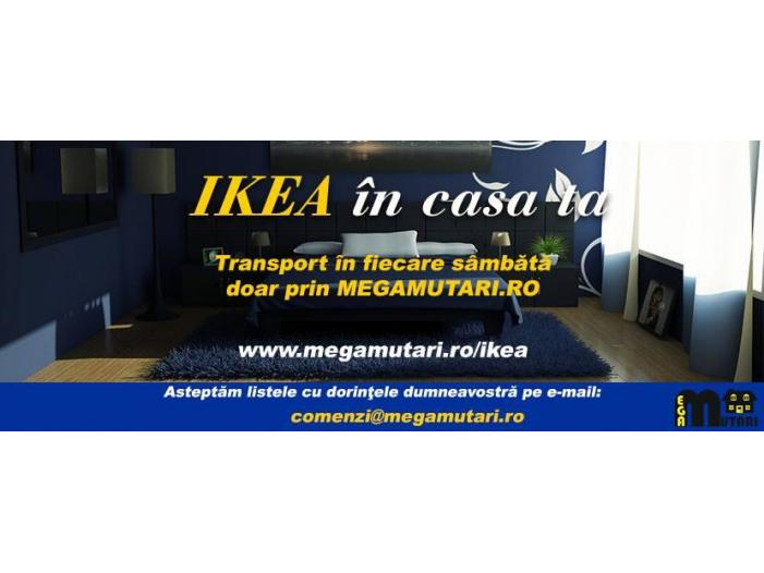 Transport Produse Ikea Bucuresti Cluj - 1/2