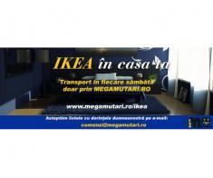 Transport Produse Ikea Bucuresti Cluj - Poza 1/2