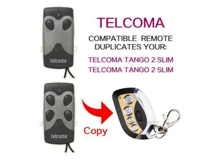 Telecomanda Telcoma Tango 2 Slim - 2/3