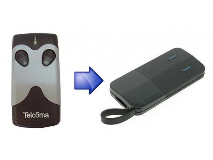 Telecomanda Telcoma Tango 2 Slim - 3/3