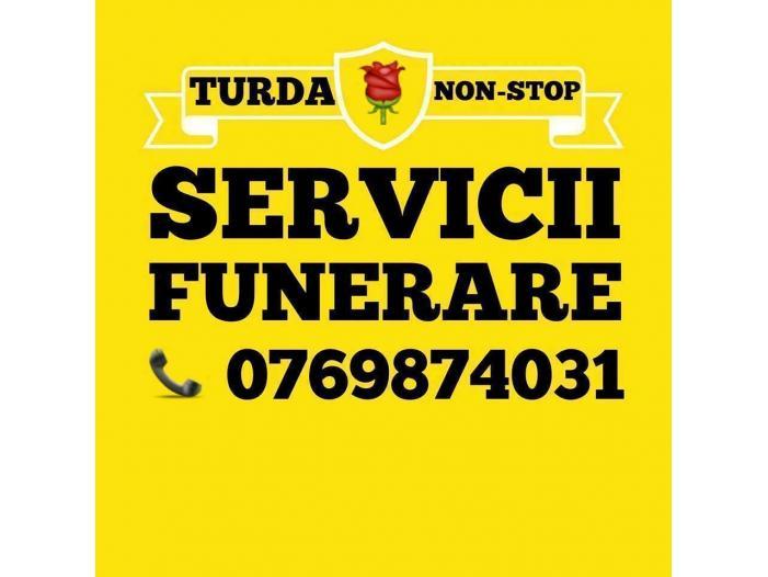 SERVICII FUNERARE TURDA – POMPE FUNEBRE NON-STOP - 1/5