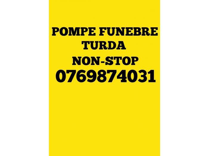 SERVICII FUNERARE TURDA – POMPE FUNEBRE NON-STOP - 2/5