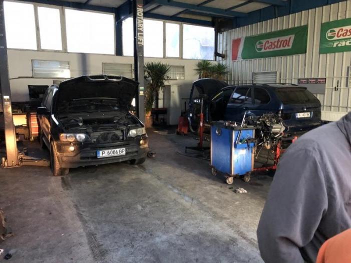 Dezmembrez BMW x5 e53 4.4i, 4.6is, 3.0d, e46, e70, e65 - 2/3