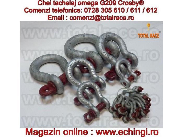 Cheie tachelaj / Gambeti / Shackles G209 Crosby® - 1/4