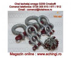 Cheie tachelaj / Gambeti / Shackles G209 Crosby® - Poza 1/4