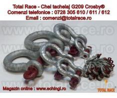 Cheie tachelaj / Gambeti / Shackles G209 Crosby® - Poza 2/4