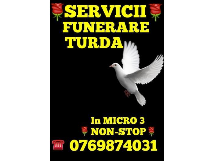 SERVICII FUNERARE TURDA – POMPE FUNEBRE NON - STOP - 3/3