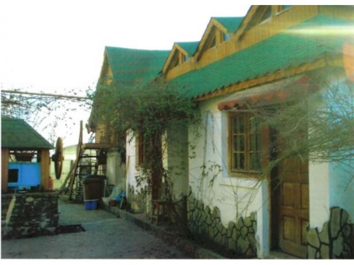Teren 1705 mp si casa, sat Razvad, Dambovita. - 1/1