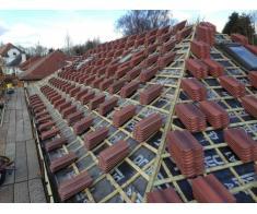 Reparatii acoperișuri din tigla ceramica și